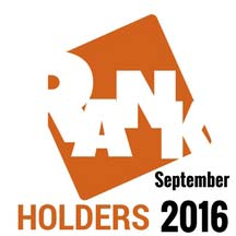 ACCA Rank Holders Sep 2016