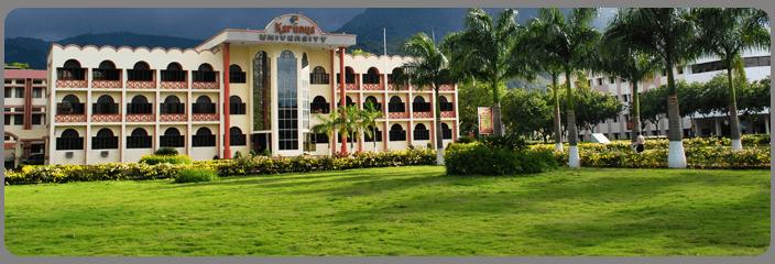 Karunya University ACCA