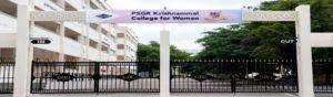 PSGR Krishnammal College