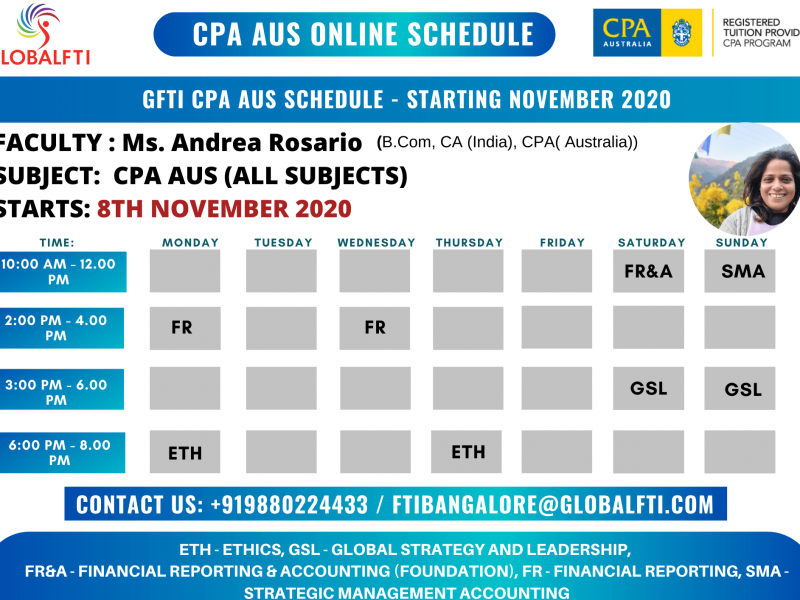 GFTI_SCHEDULE_Nov2020_CPA_AUS